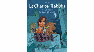 «La tour de Bab-El-Oued», 7e tome du «Chat du Rabbin», par Joann Sfar.