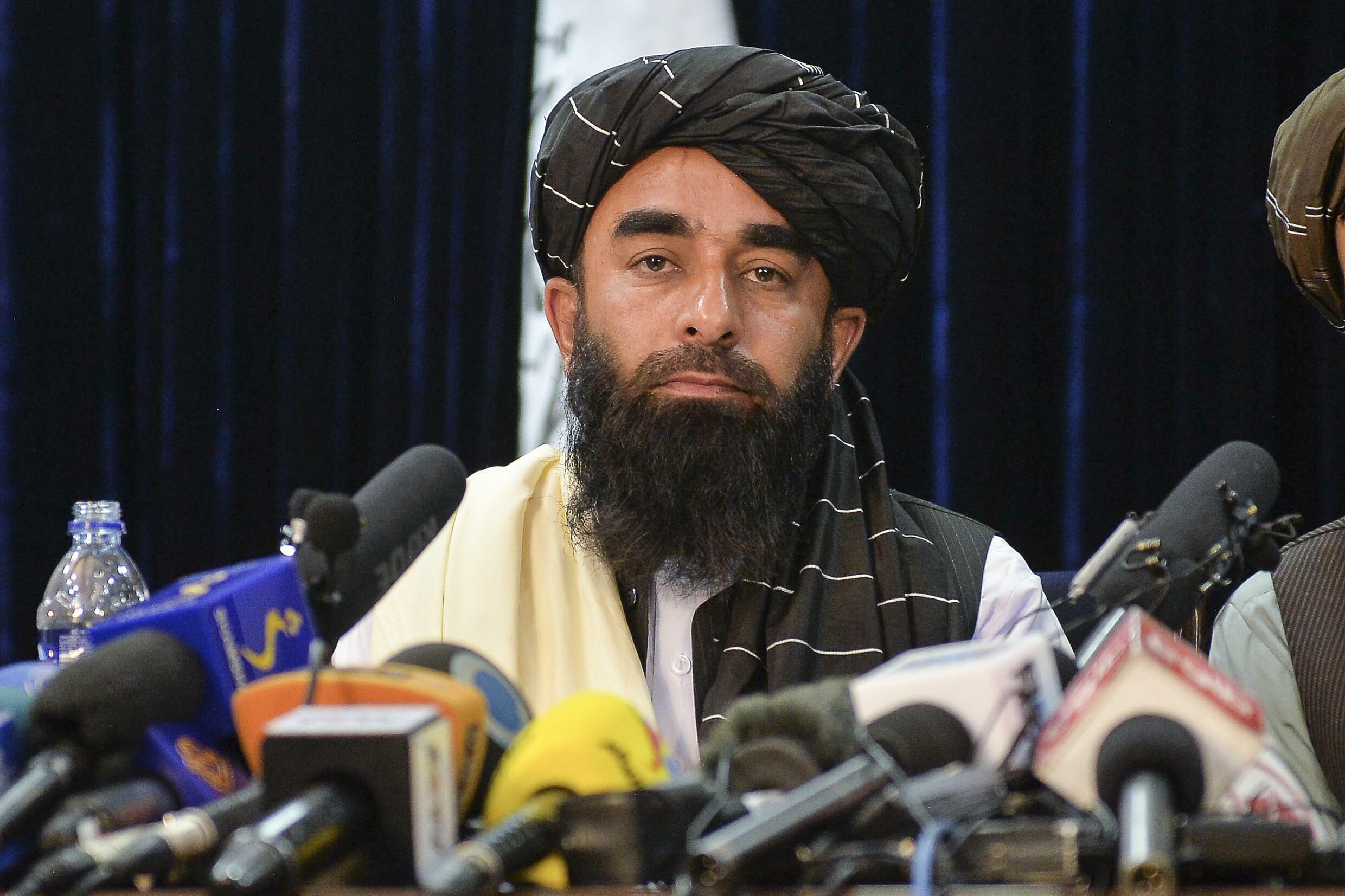 Just over a week before capturing Kabul, the Taliban claimed responsibility for killing the head of the government media centre