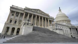 Le Congrès américain sur Capitol Hill à Washington (image d'illustration).