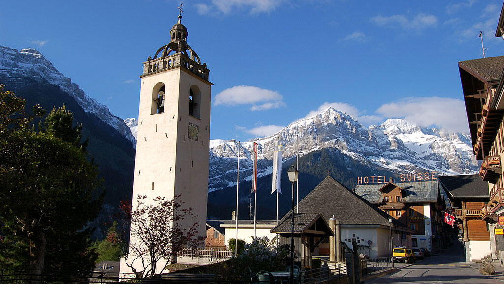 Champéry, comme les autres stations de ski, risque de pâtir fortement de la réévaluation brutale du franc suisse.