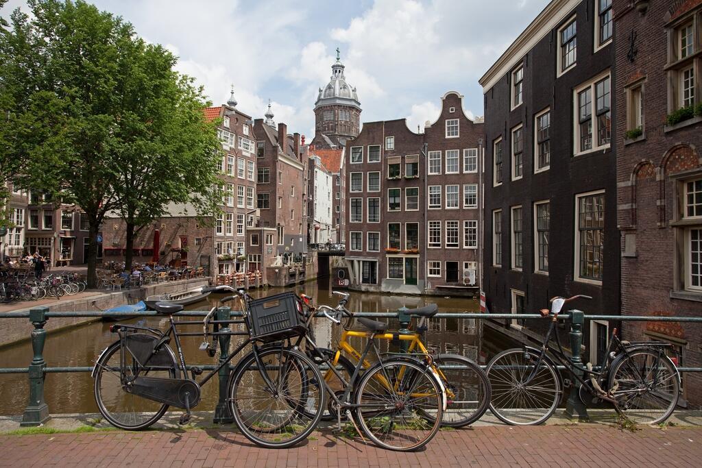 Le Canal de La Haye.