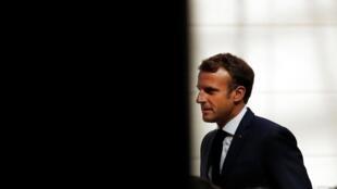 На встрече с послами президент Франции призвал «переосмыслить» отношения с Россией