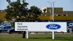 Le site de Blanquefort près de Bordeaux fait aussi partie du plan d'économies de 25,5 milliards d'euros de Ford.