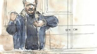En 2011, Carlos había sido condenado a cadena perpetua por los cuatro atentados.