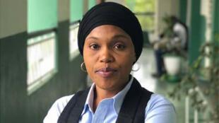 Maimouna Alawally, juriste nigérienne.