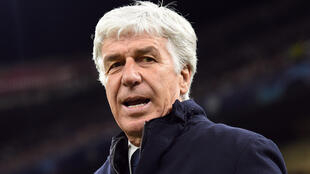 Gian Piero Gasperini steered Atalanta to the last eight of the Uefa Champions League for the first time.