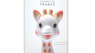 Couverture du livre « Objets estampillés France » de Véronique Mery et Christine Fleurent.