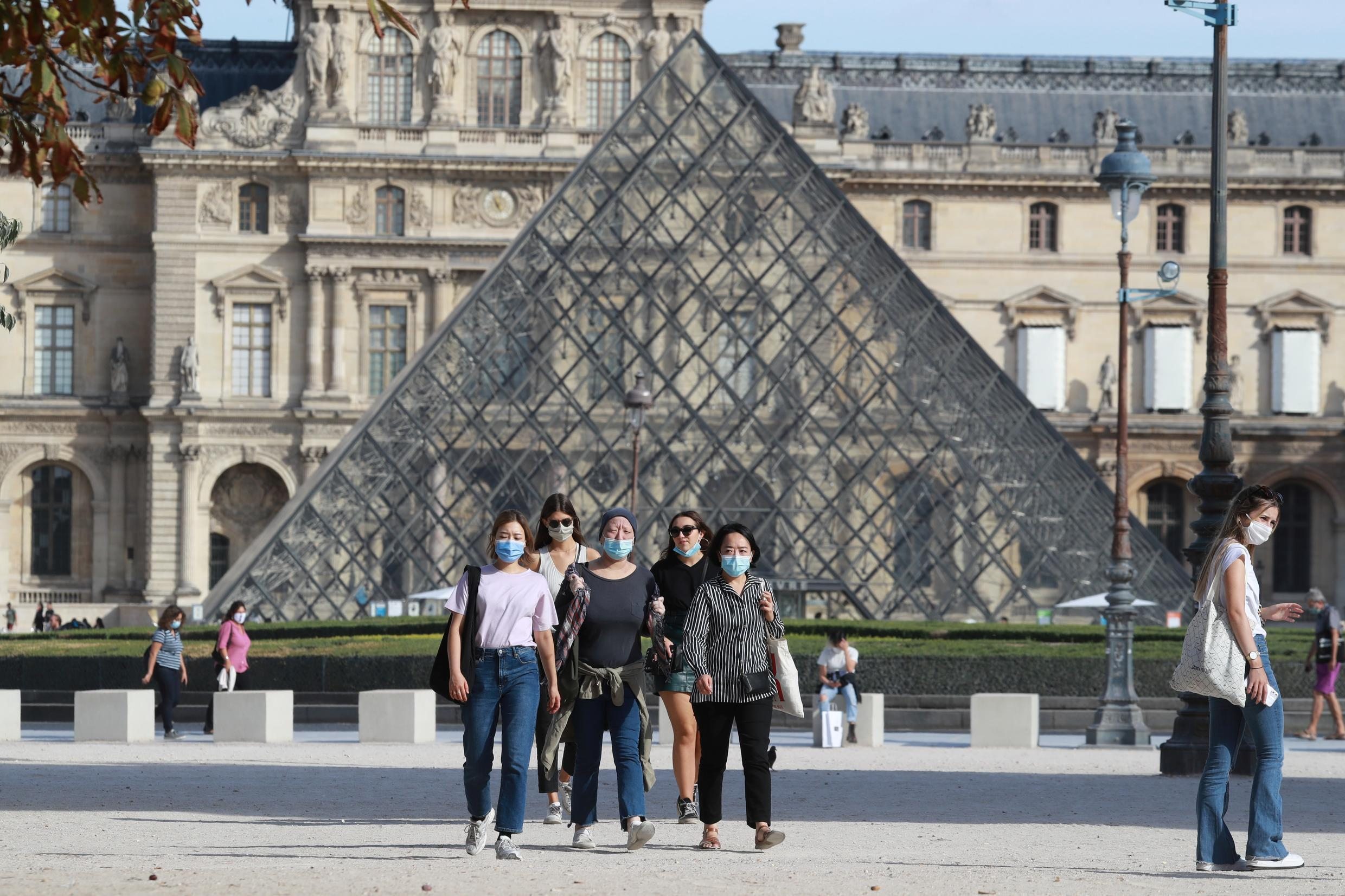 After nearly 230 years, the Louvre will be run by a woman for the first time