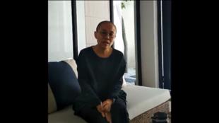刘霞(视频截图)