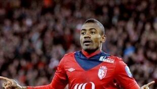 Salomon Kalou de nouveau compétitif avec Lille.
