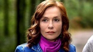 """La francesa Isabelle Huppert interpreta el rol de """"Frankie""""."""