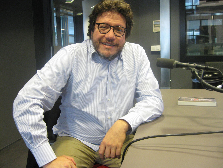 Santiago Gamboa en RFI.