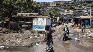 More than half of Guinea's population lives below the poverty line