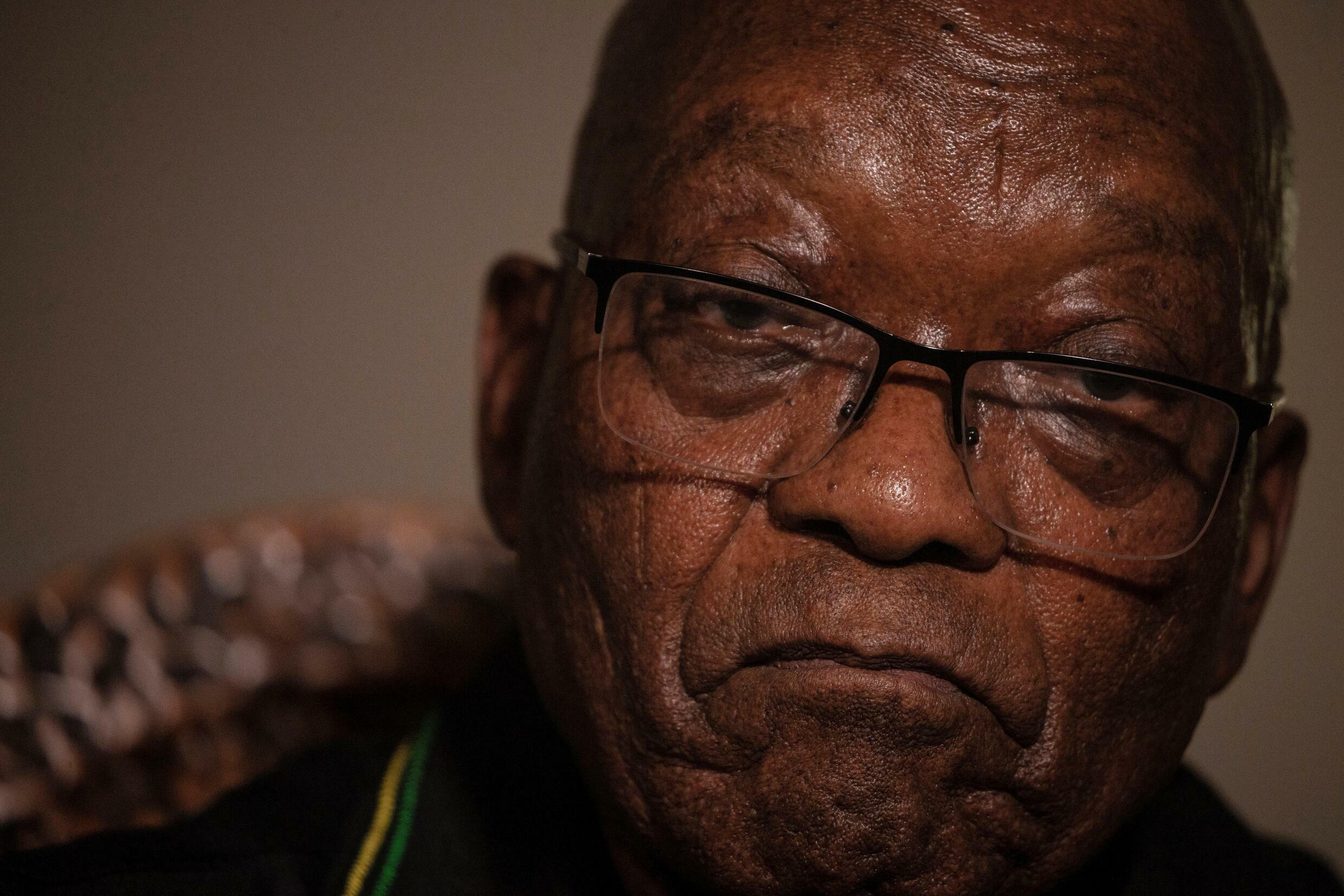 Charismatic and jovial, South Africa's ex-president Jacob Zuma was ousted by his own ANC party over accusations of corruption