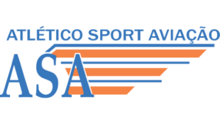 Angola: logótipo do clube Atlético Sport Aviação - ASA -