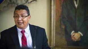Carlos Hernández, secretario ejecutivo de la Asociación para una Sociedad más Justa (ASJ)