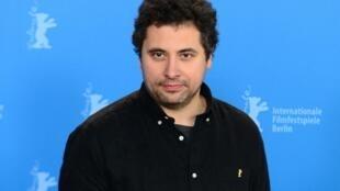 Le réalisateur israélien Nadav Lapid (ici en 2015) a remporté l'Ours d'or de la Berlinale 2021 avec « Bad Luck Banging or Loony Porn ». © John MACDOUGALL / AFP
