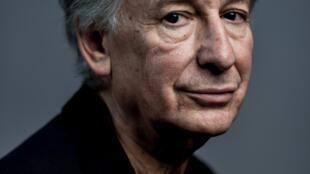 Portrait du romancier Jean Rouaud.