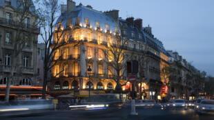 St.Germain des Prés in Paris