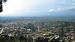 Bamenda in northwestern Cameroon