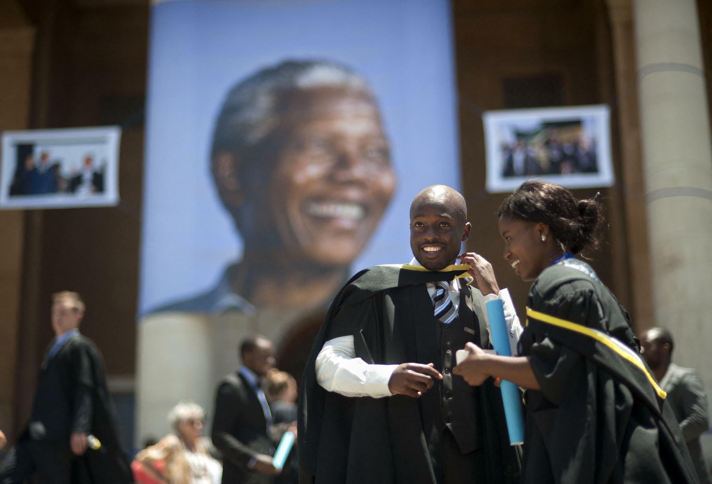 Université du Cap étudiants afrique du sud