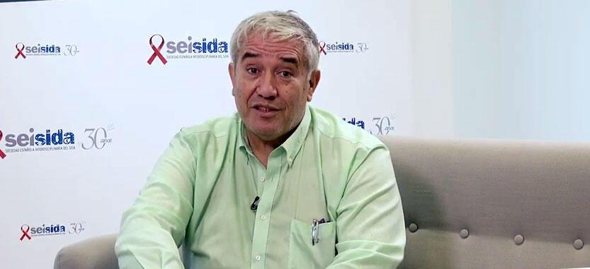 José Alcamí, virologista do Instituto de Saúde Carlos III de Madri