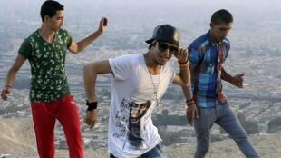 Les jeunes Egyptiens sont fortement touchés par le chômage.