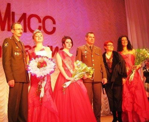 """Конкурс """"Мисс очарование"""" в женской колонии ИК-13"""