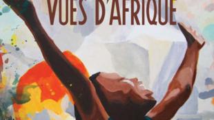 Détail de la couverture du catalogue de l'édition 2020 du festival Vues d'Afrique qui aura lieu sur la plateforme www.tv5unis.ca.