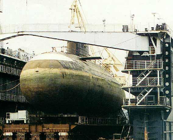 Công xưởng đóng tàu tàu ngầm lớp Kilo, loại 636