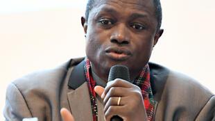 Le professeur Ogobara Doumbo, le 14 septembre 2017.