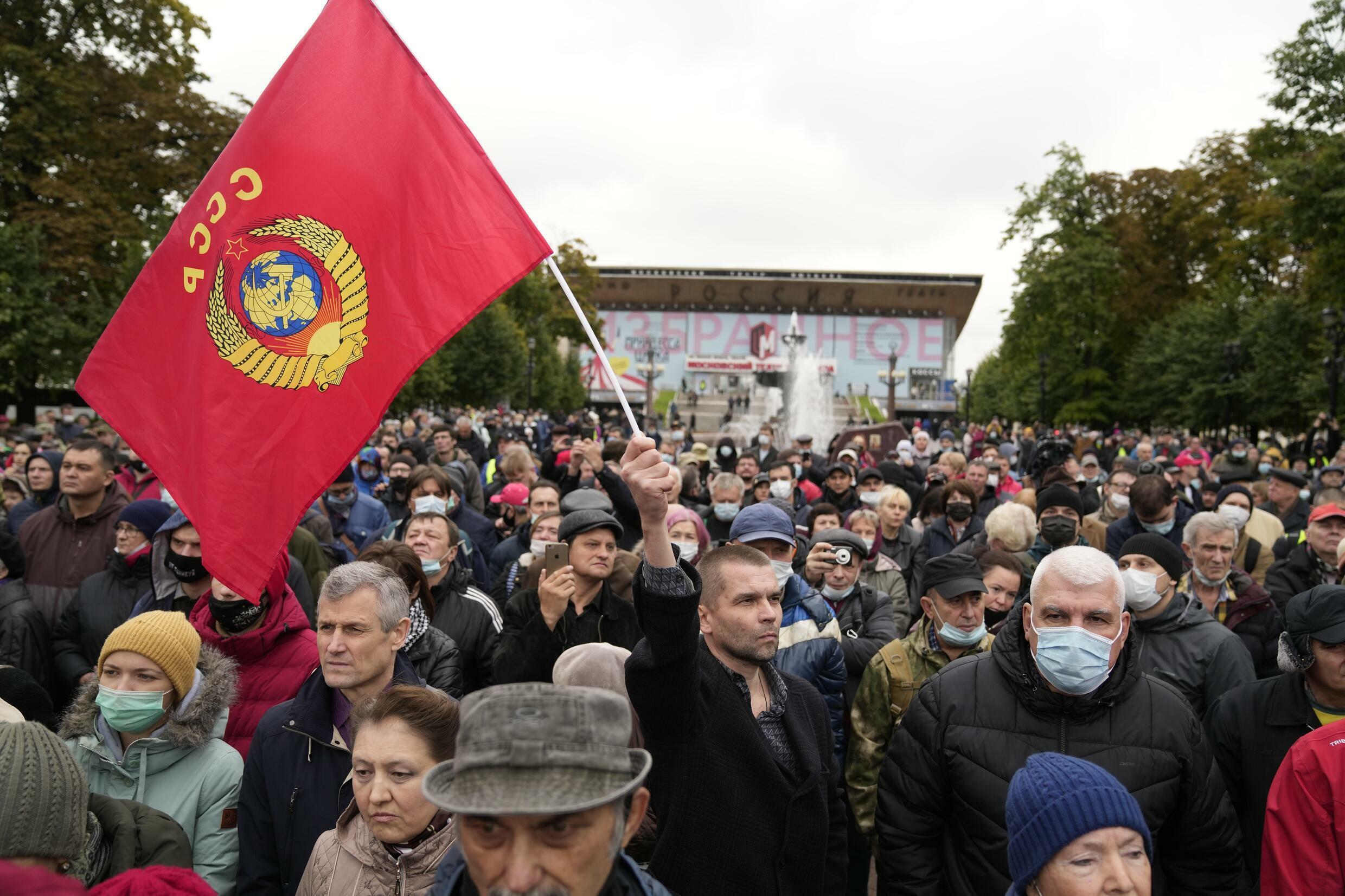 Russia Communist party