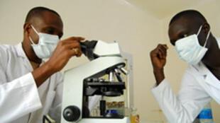 Le laboratoire Central de Sécurité Sanitaire des Aliments (LCSSA) au Bénin.