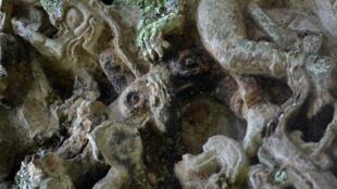 La stèle maya que demande le Guatemala serait issue de la période classique (de 250 à 900 après JC). Image d'illustration.