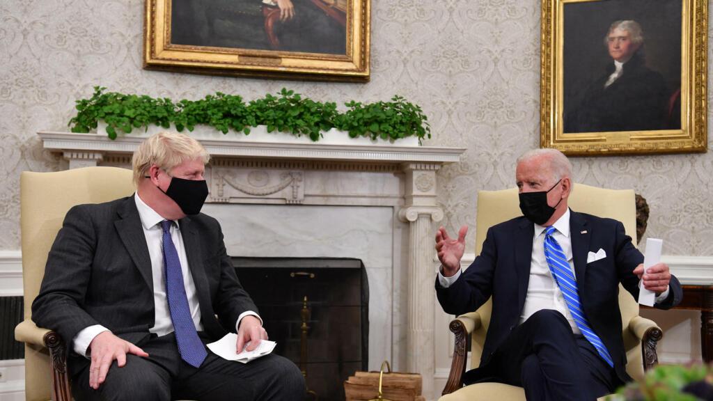 Crise des sous-marins: le mutisme de Joe Biden sur la France
