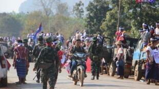 2021-03-08T065301Z_558539696_RC2U6M9DS7AA_RTRMADP_3_MYANMAR-POLITICS-PROTEST-KNU