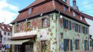 Museu regional da cultura e gastronomia da Alsácia.