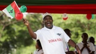 Jenerali Everiste Ndayishimiye ameteuliwa kuwa mgombea wa urais wa chama tawala nchini Burundi cha CNDD-FDD