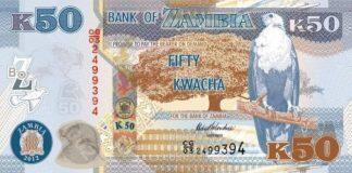 The Zambian Kwacha