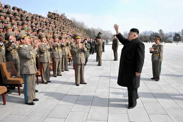 Kiongozi wa Korea Kaskazini, Kim Jong-Un