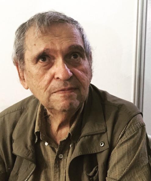 El venezolano Rafael Cadenas.