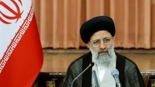ابراهیم رئیسی رئیس قوۀ قضائیه جمهوری اسلامی ایران