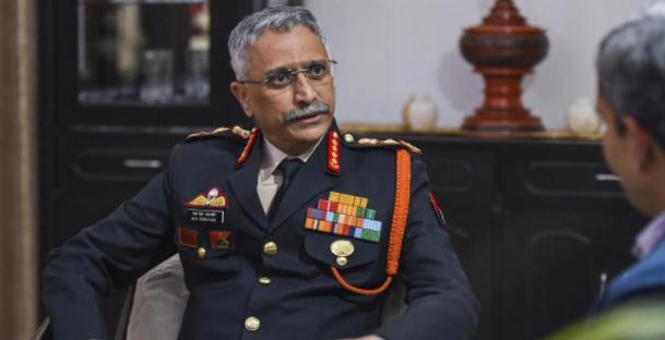 印度陆军参谋长纳拉万资料图片