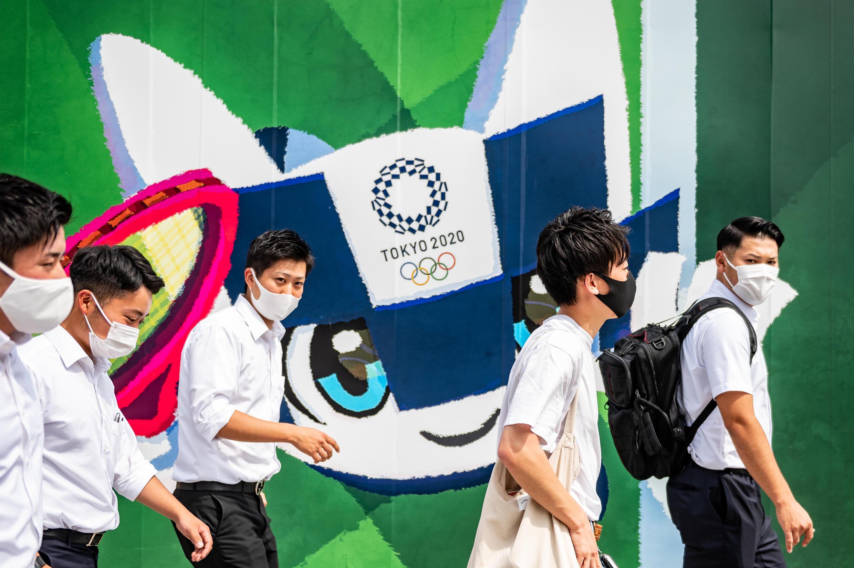 東京正加緊籌備7月23日開幕的東奧會