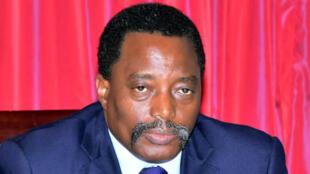 Rais wa DRC  Joseph Kabila ambaye, kwa mujibu wa ripoti ya Umoja wa Mataifa serikali yake inaweza kuhusishwa kwa mauaji ya wataalam wa Umoja wa Mataifa.