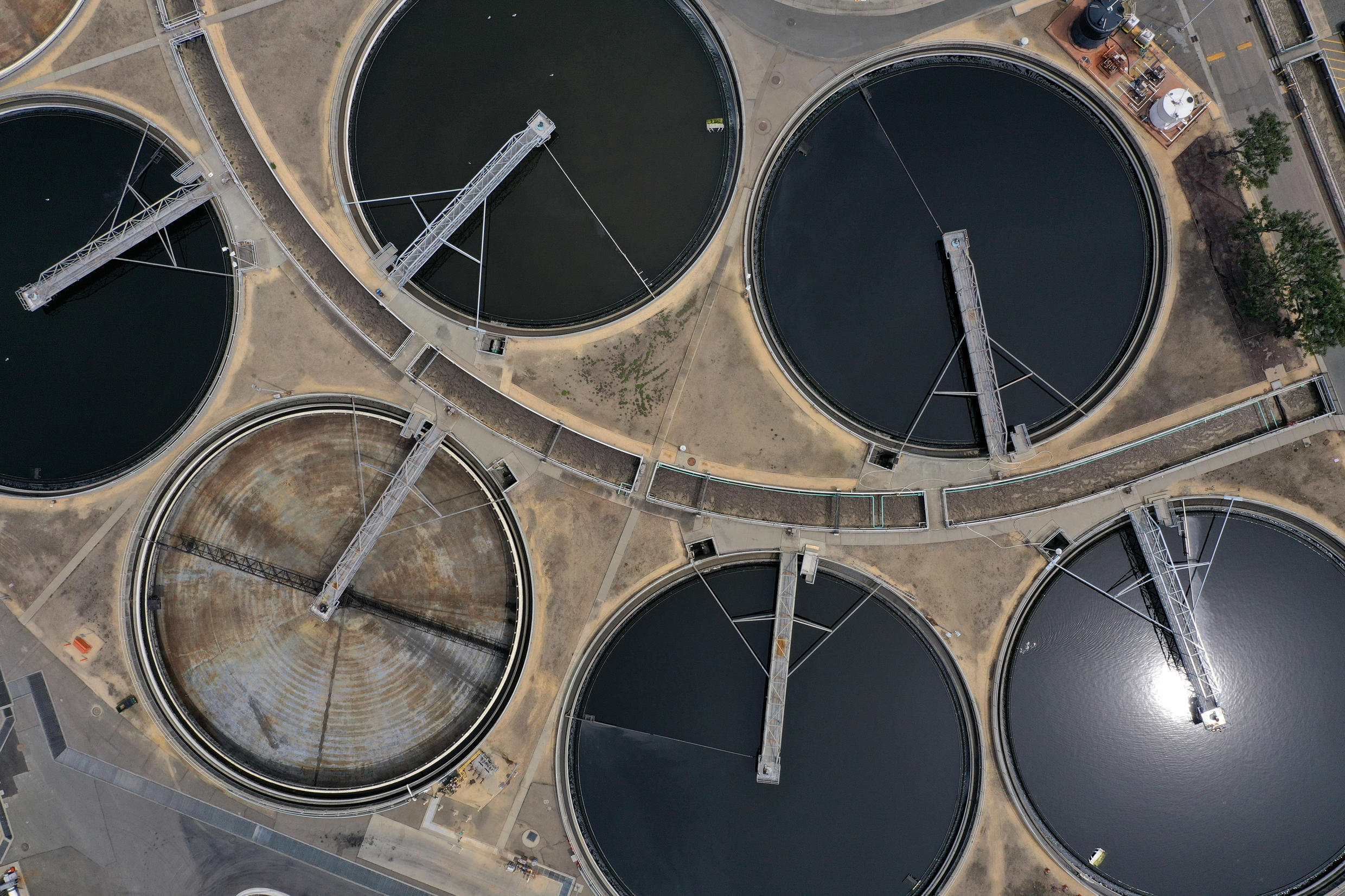 Hackers threaten US infrastructure: a water treatment plan in Oakland, California