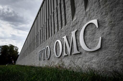 Le siège de l'OMC à Genève.