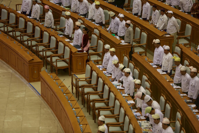 Hạ viện Miến Điện sẽ biểu quyết về luật cho sinh viên lập hội.