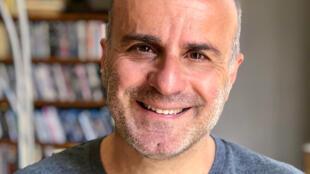 Portrait du cinéaste et écrivain Ilan Duran Cohen pour son roman «Le petit polémiste» paru chez Actes Sud.
