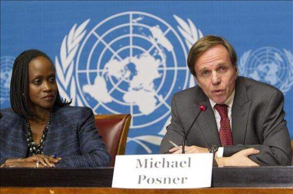 Trợ lý Ngoại trưởng Mỹ đặc trách nhân quyền Michael Posner (AFP)